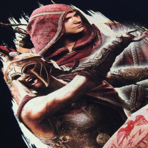 Assassins Creed close up