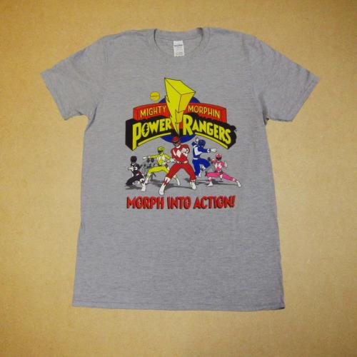 Power rangers T