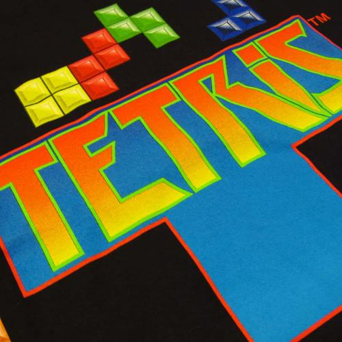 Tetris Close up
